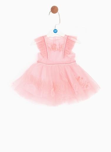 BG Baby Elbise Pembe